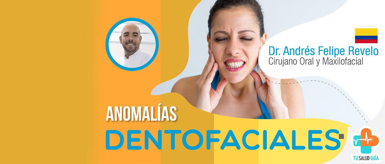 Anomalías dentofaciales