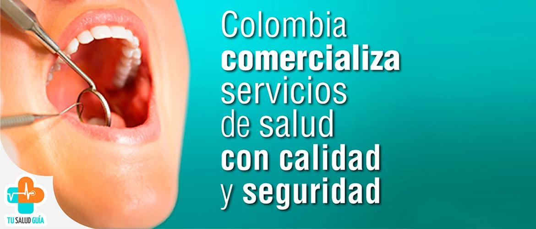 Colombia comercializa servicios de salud con calidad y seguridad