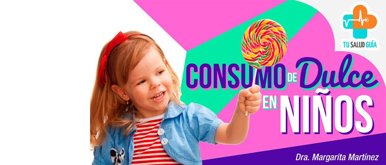 Consumo de dulces en niños