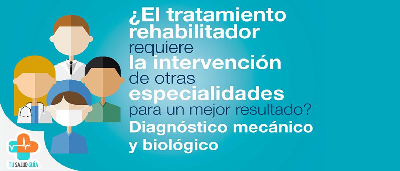 La rehabilitación oral y especialidades que intervienen