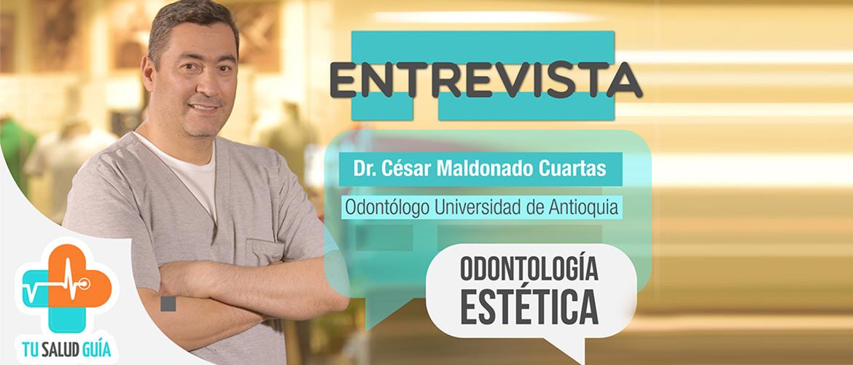 Odontologia Estetica y cosmetica