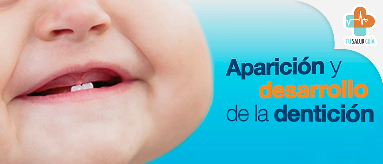 Primeros dientes en los bebés