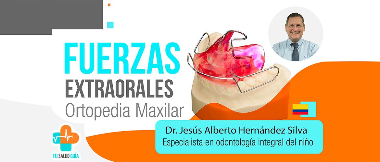 Fuerzas extraorales – Ortopedia Maxilar