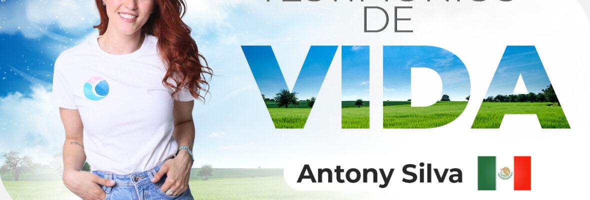 Diabetes – Testimonio de vida, Antony Silva