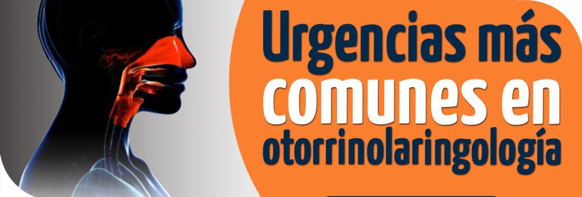 Urgencias más comunes en el otorrino