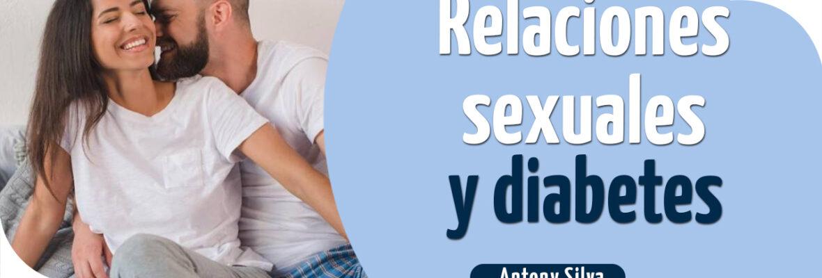 Relaciones sexuales y la diabetes