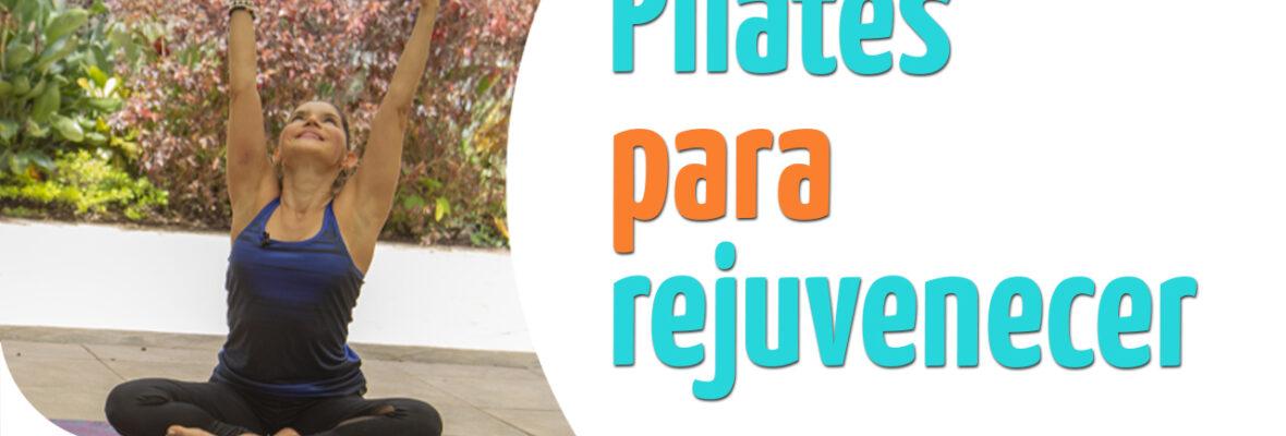 Pilates para rejuvenecer
